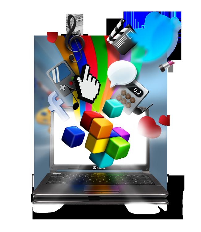 Itautec Descomplica APP Caso de sucesso em Marketing Digital da Twist Agência DIgital