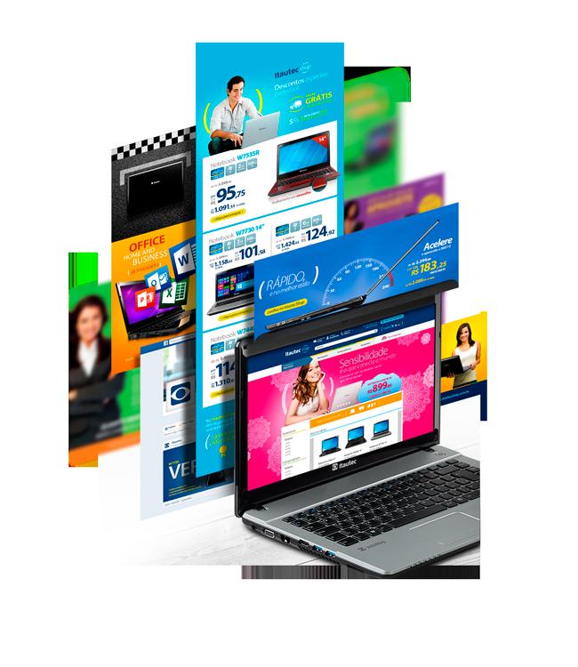 Ecommerce Itautec campanhas ItautecShop Caso de sucesso em Marketing Digital da Twist Agência Digital
